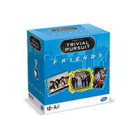 Jeu de société Trivial Pursuit Friends