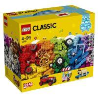 LEGO® Classic 10715 La boîte de briques et de roues