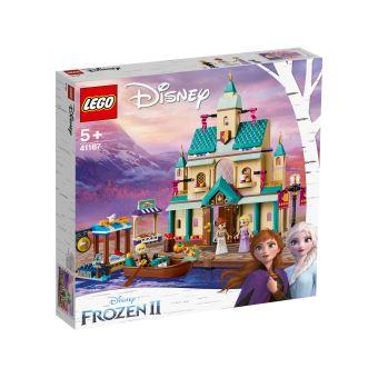 LEGO Disney Princess 41167 Frozen 2 - Aldea del Castillo de Arendelle