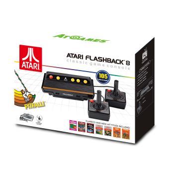 Console filaire Atari Flashback 8 Noire