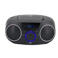 Dcybel 500 Bluetooth Radio CD-Speler Zwart