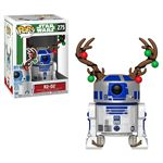 Funko Pop! Star Wars: Holiday R2-D2 with Antlers - 275