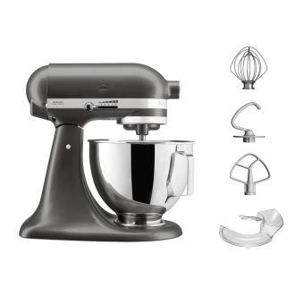 Robot culinaire KitchenAid 5KSM95PSESZ gris foncé