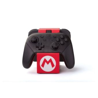 Station de recharge Nintendo Super Mario pour 2 Joy,Con et 1 Manette  Nintendo Switch