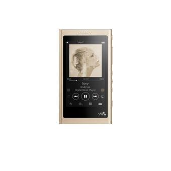 Lecteur Audio Bluetooth Sony NW-A55L Haute Résolution 16 Go Champagne