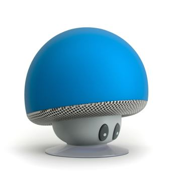Enceinte Mobility On Board Champignon Bleue