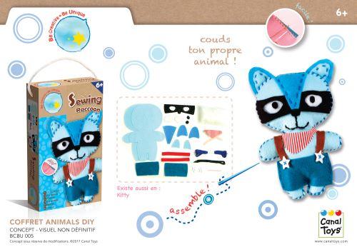 Fnac.com : Coffret Animaux DIY Be Creative Be Unique Raton laveur - Kit loisir créatif. Achat et vente de jouets, jeux de société, produits de puériculture. Découvrez les Univers Playmobil, Légo, FisherPrice, Vtech ainsi que les grandes marques de puéricu