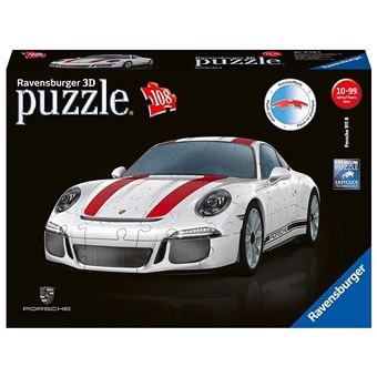 puzzle 3d 108 pi ces ravensburger porsche 911 puzzle 3d. Black Bedroom Furniture Sets. Home Design Ideas