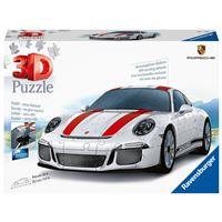 Puzzle 3D 108 pièces Ravensburger Porsche 911