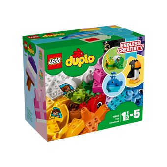 DUPLO 10865 LEUKE CREATIES-LES CREATIONS AMUSANTES