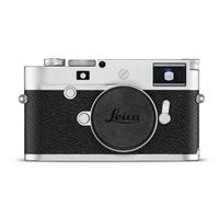 Leica M10-P Camera Zilver