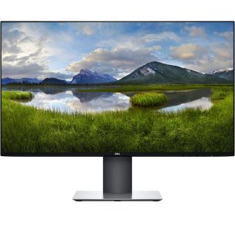 """Dell UltraSharp U2719DC - LED-monitor - 27"""" (27"""" zichtbaar) - 2560 x 1440 QHD - IPS - 350 cd/m² - 1000:1 - 5 ms - HDMI, DisplayPort, USB-C - met 3 jaar Advanced Exchange Service- en Premium Panel-garantie - voor Latitude 7400 2-in-1; XPS 13 9380, 15 9570"""