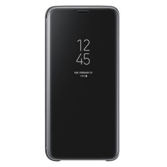 SAMSUNG S9 CLEAR VIEW STANDING COVER BLACK
