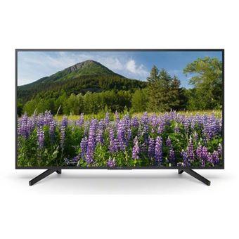 """TV Sony KD43XF7096BAEP 4K Smart 43"""""""