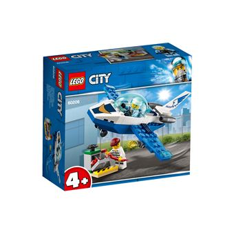 LEGO® City Police 60206 Le jet de patrouille de la police