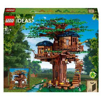 LEGO® Ideas 21318 Boomhut