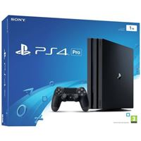 Console Sony PS4 Pro 1 To Noire