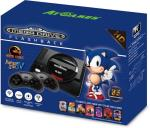 Just For Games Pack Sega Mini Console Mega Drive HD + 2 manett...
