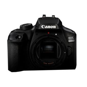 Reflex Canon EOS 4000D Boîtier nu Noir