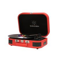 SWINGSON ON STAGE BLUETOOTH RED