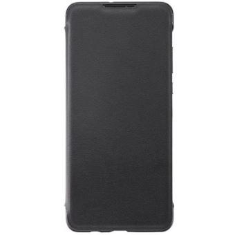 Huawei Wallet - Flip cover voor mobiele telefoon - zwart - voor Huawei P30 lite