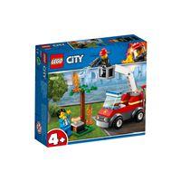 LEGO® City Action 60212 L'extinction du barbecue