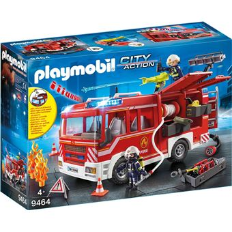 playmobil S6 policière équipée