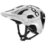 Casque de vélo Poc Tectal race spin Blanc et Noir Taille XL XXL