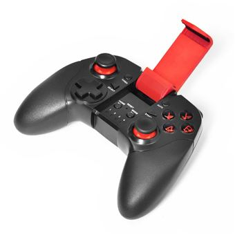 Manette de jeux Bluetooth Onearz Noir pour Smartphone