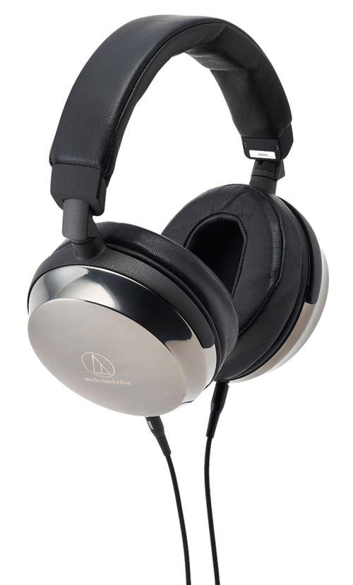 Casque circum-aural Haute Résolution Audio-Technica ATH-AP2000Ti Marron et Noir