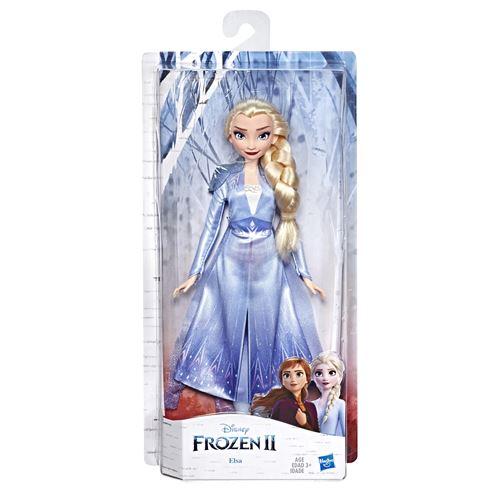 Poupée Disney Frozen La Reine des Neiges 2 Elsa 27 cm