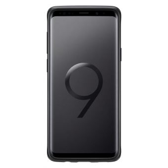 SAMSUNG S9+ PROTECTIVE STANDING COVER BLACK