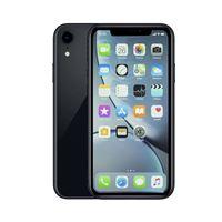 iPhone XR 64 Go Double SIM Noir Grade A+ Reconditionné