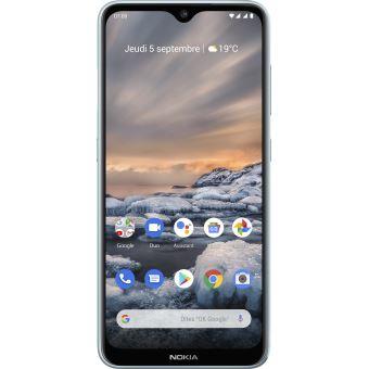 Smartphone Nokia 7.2 Double SIM 128 Go Ice