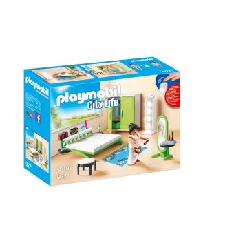 Playmobil City Life 9271 Kamer met make-up ruimte
