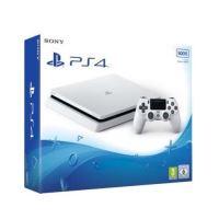 Console Sony PS4 Slim 500 Go Blanc