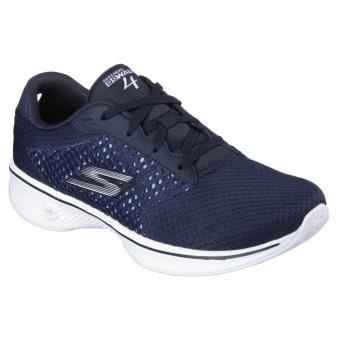 Gowalk 39 Exceed Chaussures 4 Taille Marine Skechers Bleu ordCeWQxB