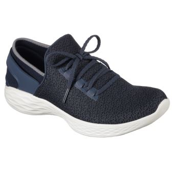 e8c66e085bd Chaussures Femme Skechers You Bleues Taille 39 - Chaussures ou ...