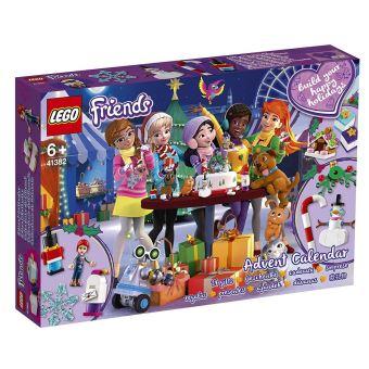 LEGO® Friends 41382 Le Calendrier de l'Avent   Lego   Achat & prix
