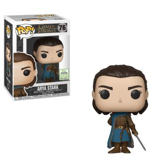 Figurine Funko Pop TV Game of Thrones Saison 9 Arya Stark Exclusivité Fnac