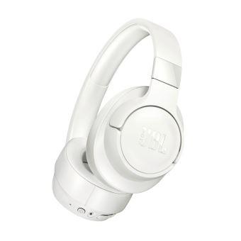 casque audio fnac jbl blanc