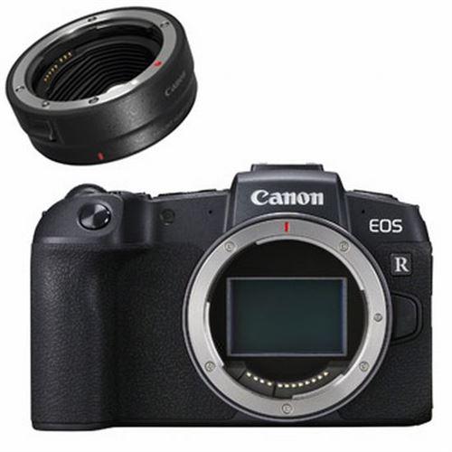 Canon EOS RP + Mount Adapter EF-EOS R