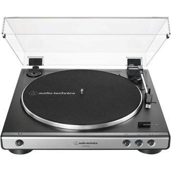 Platine automatique Audio-Technica AT-LP60XUSBGM Noir