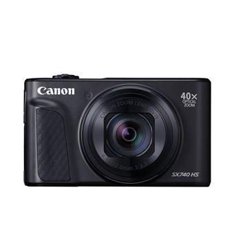 Caméra Compact Canon PowerShot SX740 HS Noir