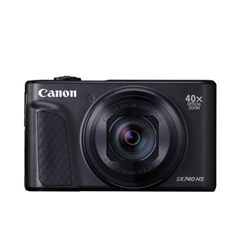 Canon Powershot SX 740 HS Compact Camera Black