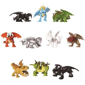 Figurine Dragons Mystère Modèle Aléatoire Petite Achat