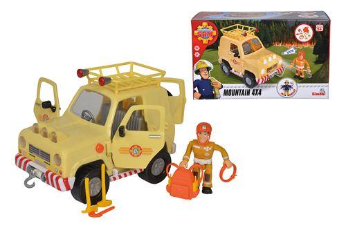 Véhicule Simba Montagne 4 X 4 Sam le pompier