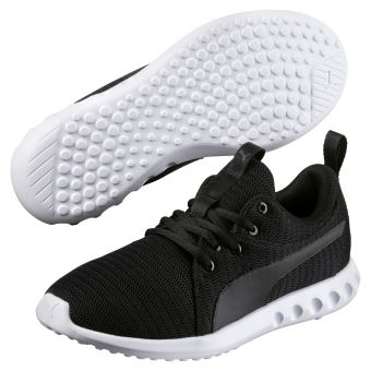 Chaussures Femme Puma Carson 2 Noires Taille 36 - Chaussures ou chaussons de sport - Equipements sportifs