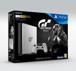 Sony Console Sony PS4 1 To Edition Limitée Argent + Gran Turi...