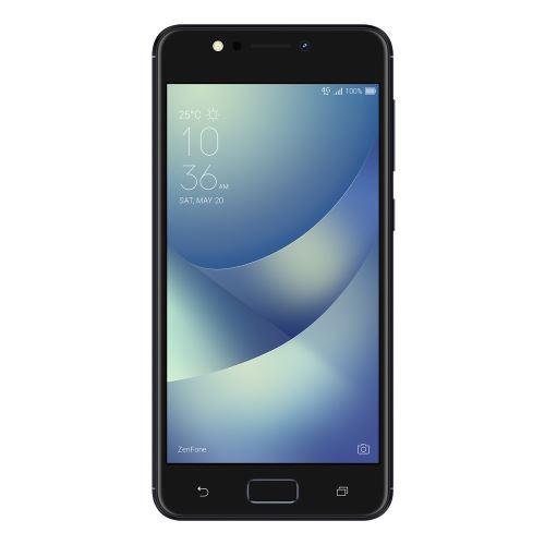 Smartphone Asus ZenFone 4 Max Double SIM 32 Go Noir abyssal